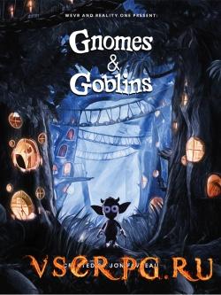 Постер игры Gnomes & Goblins