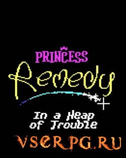 Постер игры Princess Remedy In A Heap of Trouble