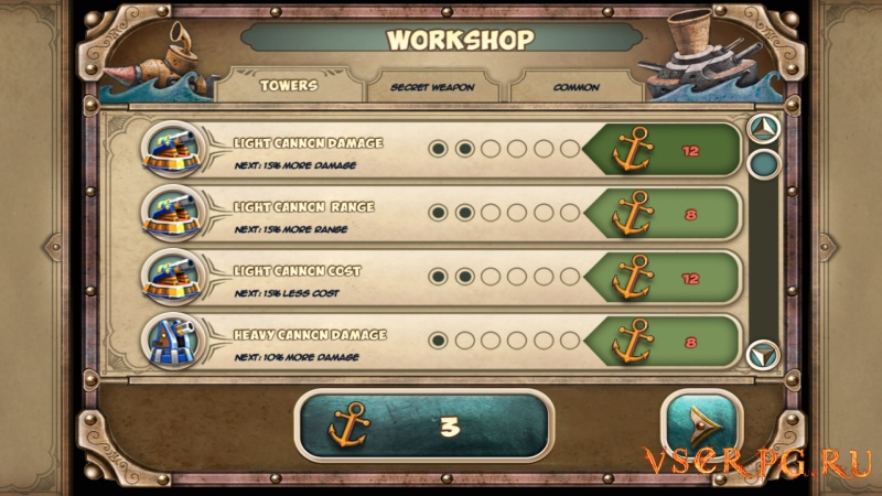 Iron Sea Defenders screen 2