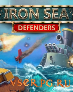 Постер игры Iron Sea Defenders