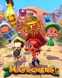 Постер игры Marooners