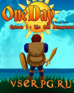 Постер игры One Day: The Sun Disappeared