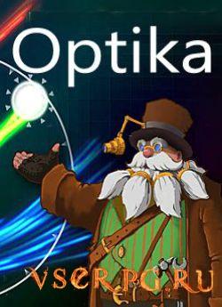 Постер игры Optika (2016)