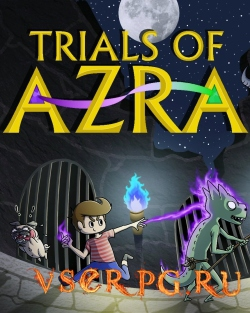 Постер Trials of Azra