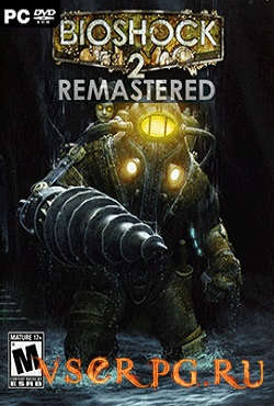 Постер игры BioShock 2 Remastered