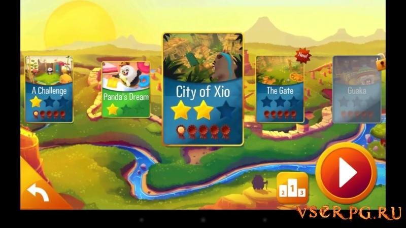 Momonga Pinball Adventures screen 1