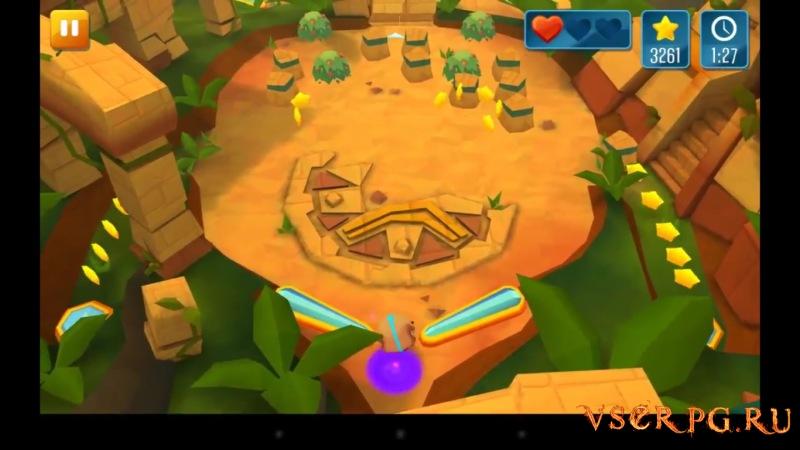 Momonga Pinball Adventures screen 3