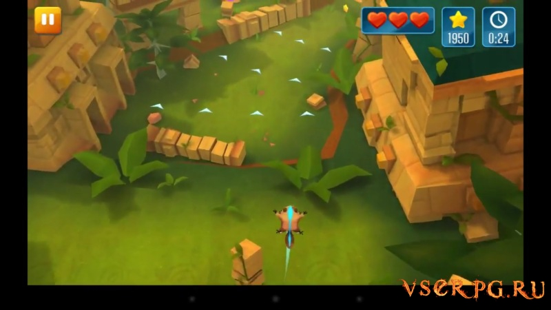 Momonga Pinball Adventures screen 2