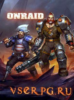 Постер игры ONRAID