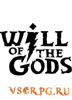 Постер игры Will of the Gods / Воля Богов