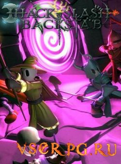 Постер игры Hack, Slash & Backstab