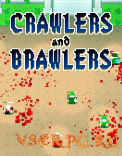 Постер игры Crawlers and Brawlers