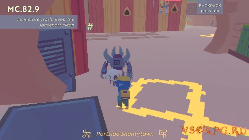 Diaries of a Spaceport Janitor screen 1