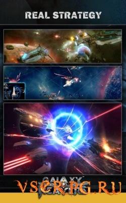 Постер игры Galaxy Reavers