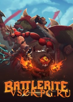 Постер игры Battlerite