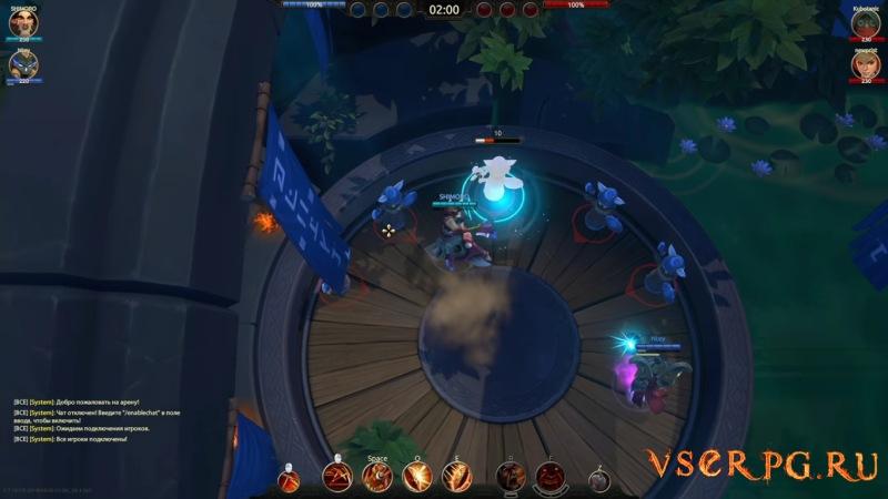 Battlerite screen 1