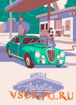 Постер игры Wheels of Aurelia