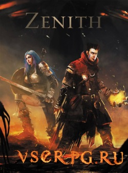 Постер игры Zenith (2016)