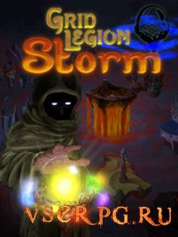 Постер игры Grid Legion Storm