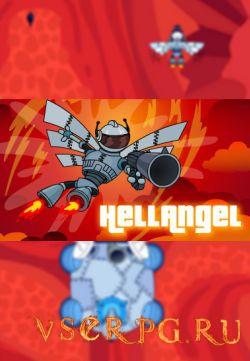 Постер игры HellAngel