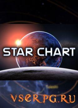 Постер Star Chart