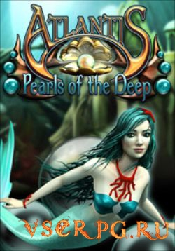 Постер игры Atlantis: Pearls of the Deep