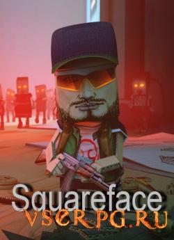 Постер игры Squareface