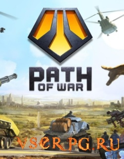 Постер игры Path of War
