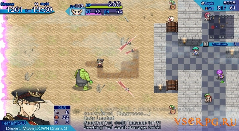 Mystery Chronicle: One Way Heroics screen 3