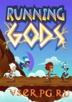 Постер игры Running Gods
