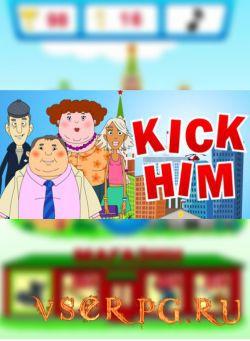 Постер игры KickHim