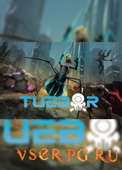 Постер Tuebor: I Will Defend