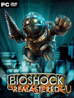 Постер игры BioShock 1 Remastered