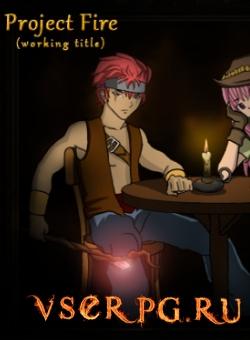 Постер игры Project Fire