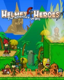 Постер игры Helmet Heroes