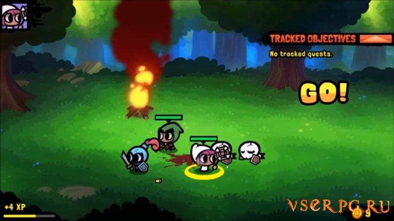 Sentry Knight Tactics screen 1