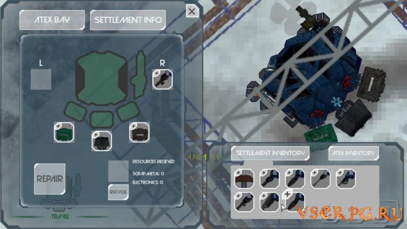 Aegis screen 2