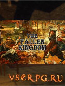 Постер игры The Fallen Kingdom