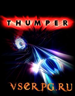 Постер игры Thumper