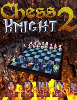 Постер игры Chess Knight 2