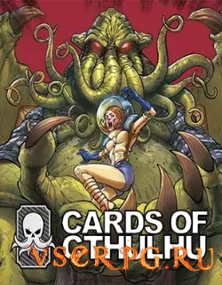 Постер игры Cards of Cthulhu / Карты Ктулху