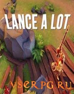 Постер игры Lance A Lot