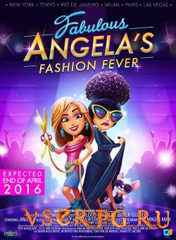 Постер игры Fabulous Angela's Fashion Fever