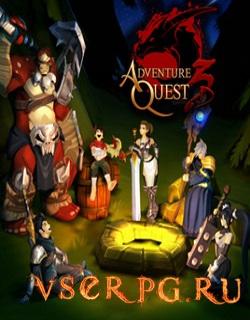 Постер игры AdventureQuest 3D