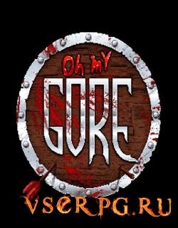 Постер игры Oh My Gore