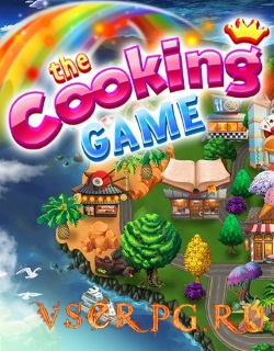 Постер игры The Cooking Game
