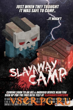 Постер игры Slayaway Camp