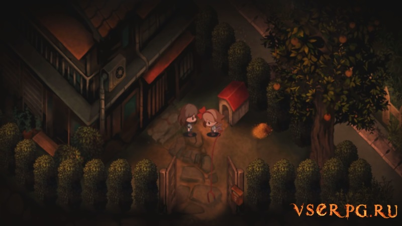 Yomawari Night Alone screen 2