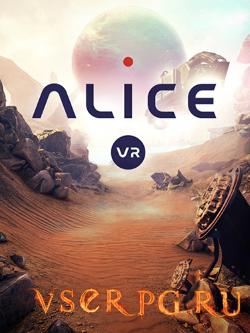 Постер ALICE VR