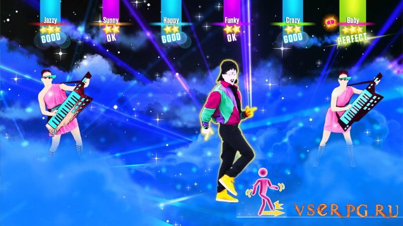 Just Dance 2017 screen 1